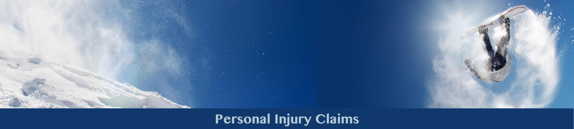 personal injury and accident claims